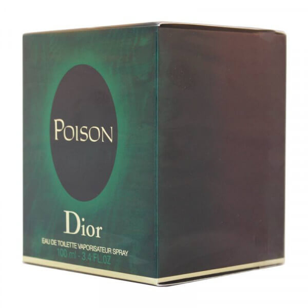 Poison - Christian Dior (edt 100ml)
