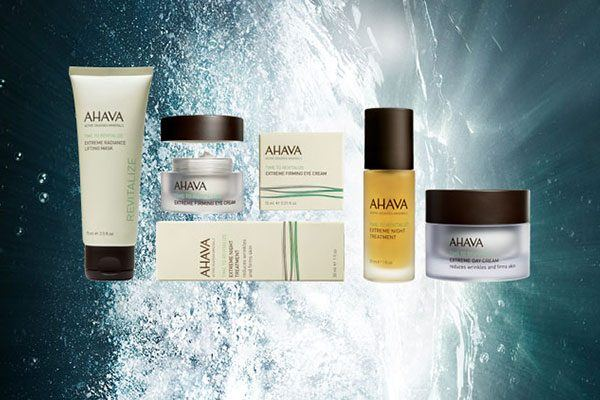 AHAVA Time to Revitalize