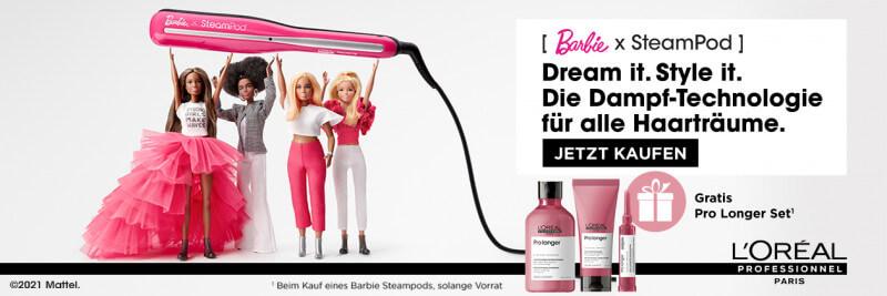 Barbie x Steampod 3.0