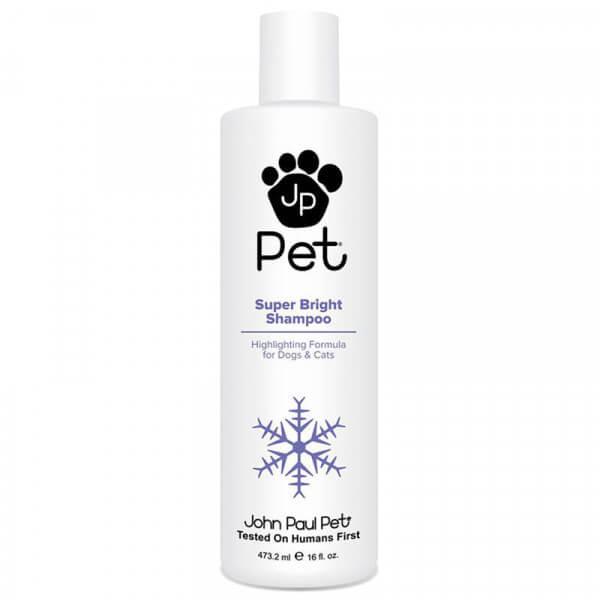 John Paul Pet Super Bright Shampoo - 473,2ml