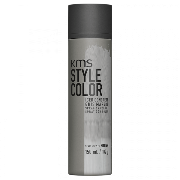 Iced Concrete Style Color - 150ml - KMS