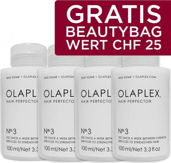 Olaplex No 3 Hair Perfector Set + Gratis Beautybag