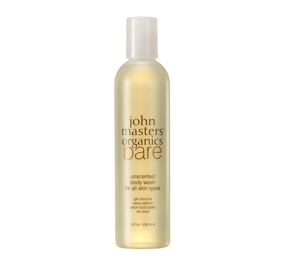 Bare Unscented Body Wash (236 ml)