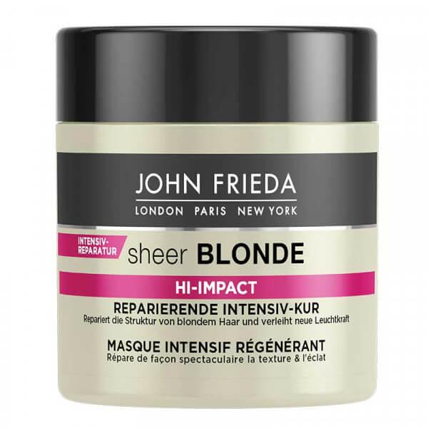 Sheer Blonde Hi-Impact Reparierende Intensiv-Kur John Frieda