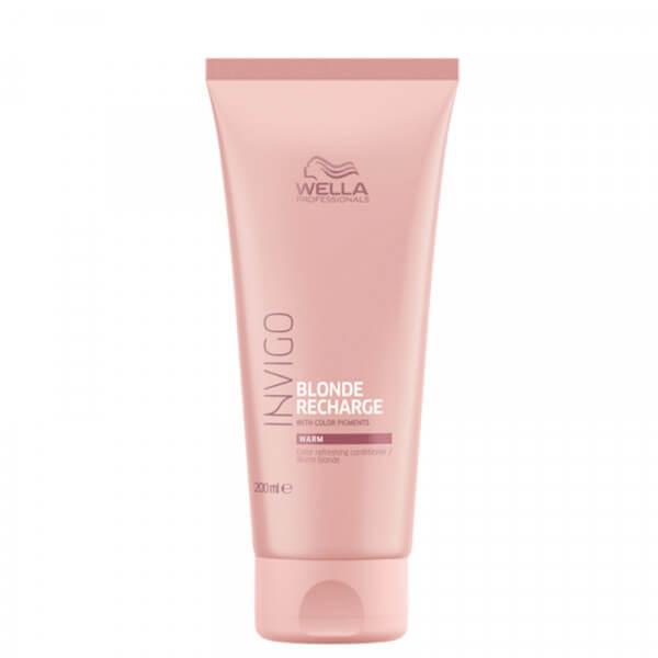 Invigo Color Refreshing Conditioner Warm Blonde