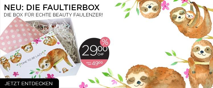 Faultier Box
