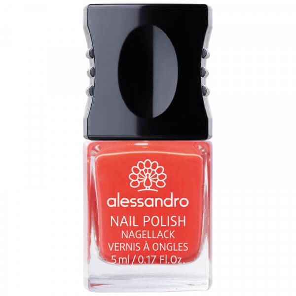 Nail Polish - 114 Orange Red
