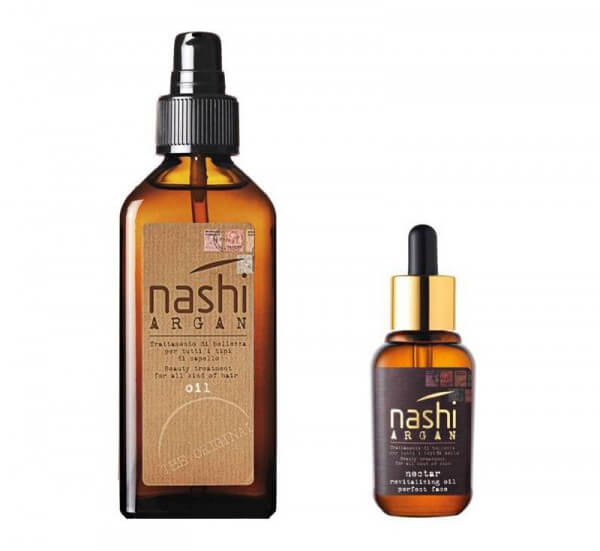 Nashi Treatment Oil & Nashi Nectar Serum