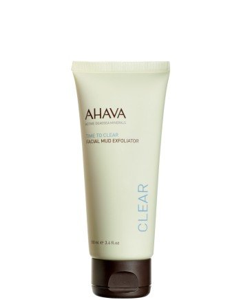 Time to Clear Facial Mud Exfoliator (100ml)