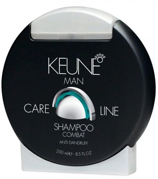 Care Line Man Combat Shampoo Anti-Dandruff (250ml) Keune