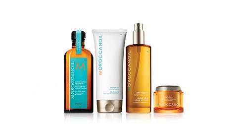 Moroccanoil Produkte