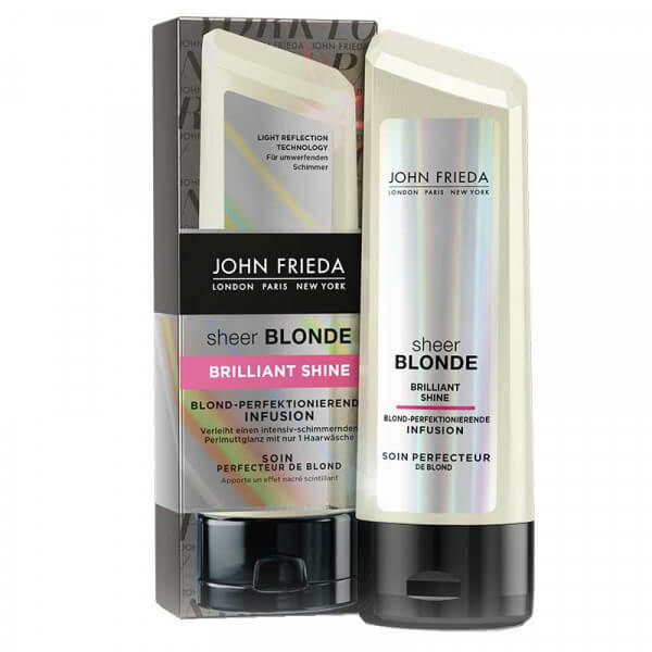 John Frieda Sheer Blonde Brilliant Shine Infusion Serum