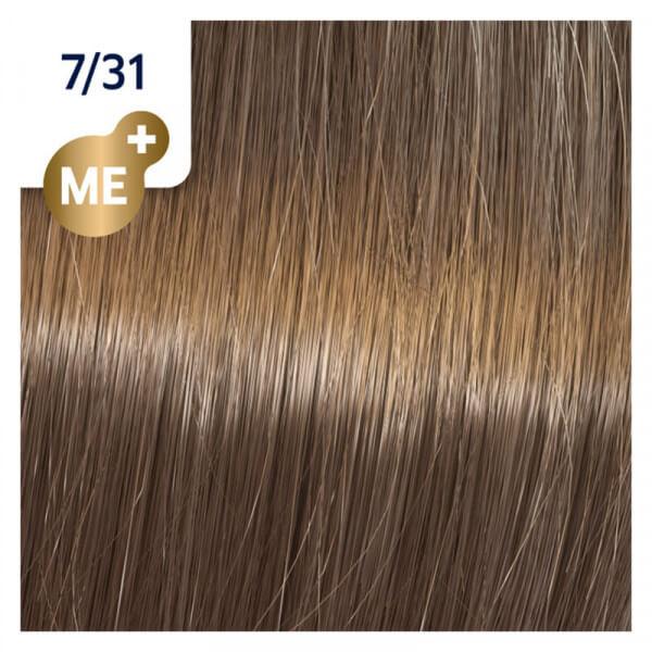 7/31 mittelblond gold-asch