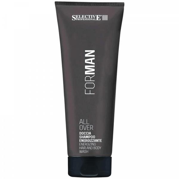 All Over For Man Energizzante Shampoo
