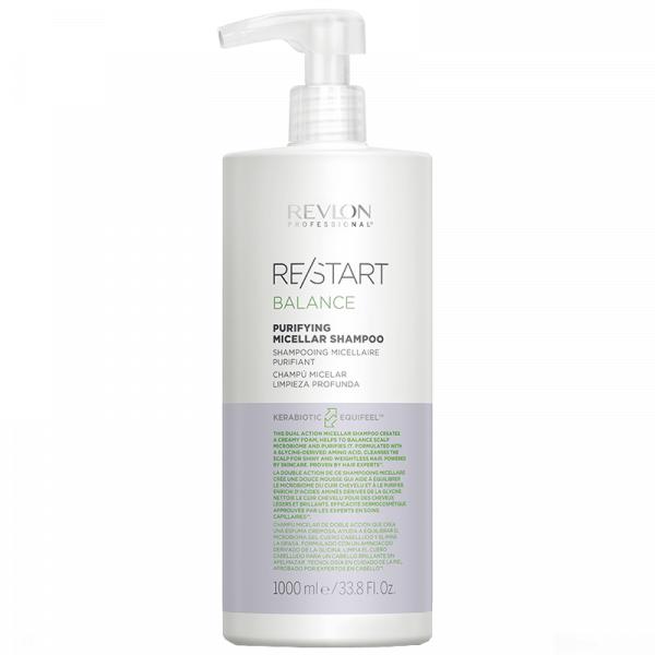 Re/Start Balance Purifying Micellar Shampoo – 1000ml