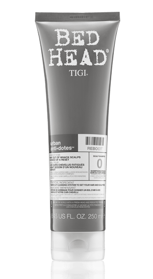 Tigi Bed Head urban anti+dotes reboot scalp shampoo (250ml)