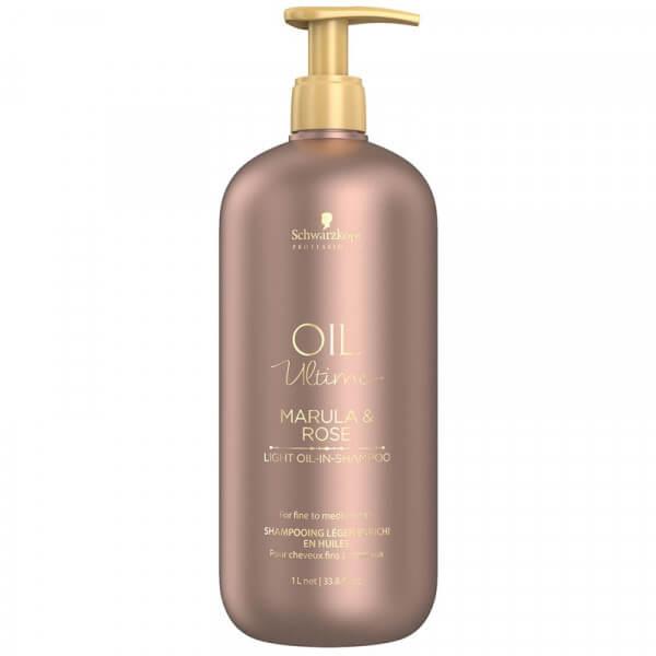 Schwarzkopf Oil Ultime Marula Rose Shampoo gross