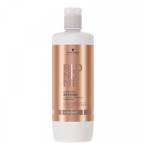 Keratin Restore Shampoo All Blondes