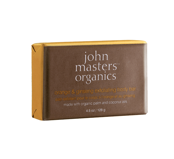 Orange & Ginseng Exfoliating Body Bar (128 g)