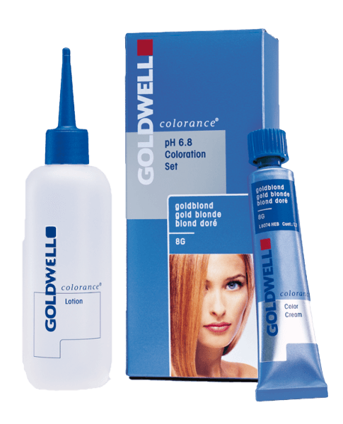Colorance pH 6,8 6N Dunkelblond (120 g)