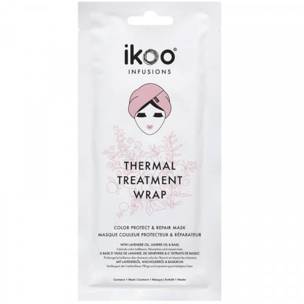 Thermal Treatment Wrap Color Protect & Repair Mask