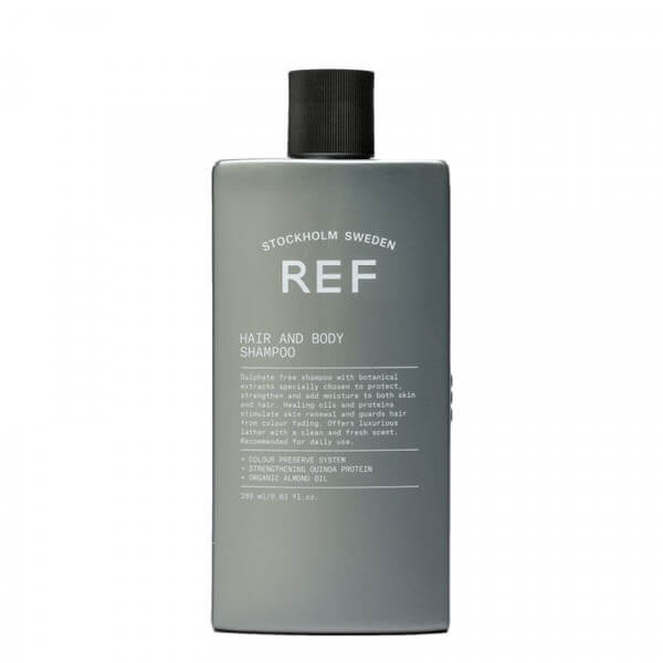 Hair and Body Shampoo (285ml)