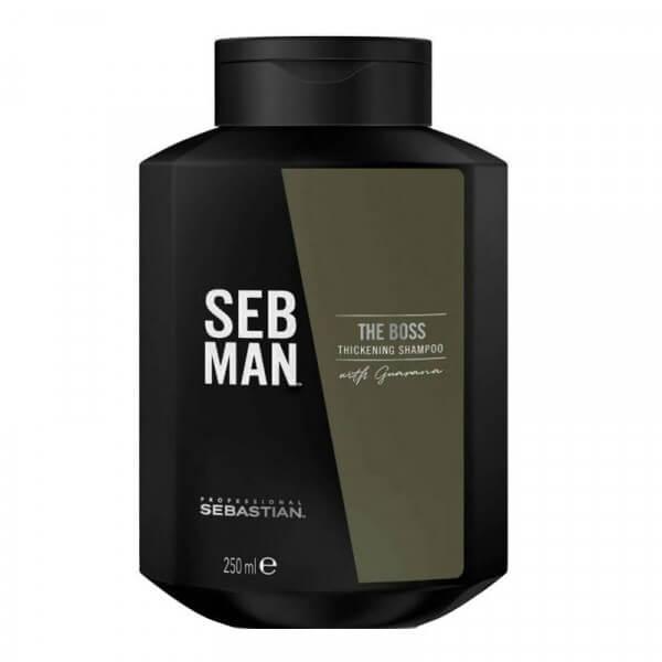The Boss - Thickening Shampoo - 250ml