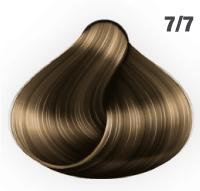 AWESOMEcolors Silky Shine 7/7 Mittelblond Braun 60 ml