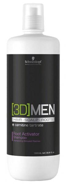 [3D] MEN Root Activator Shampoo (1000ml)