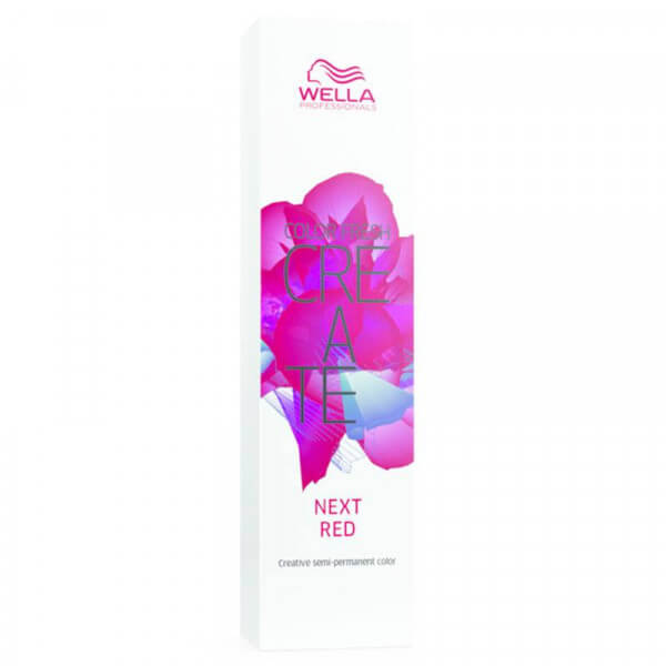 Color Fresh Create Next Red Wella