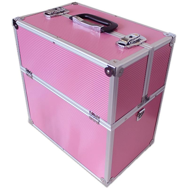 beauty koffer pink g nstig kaufen. Black Bedroom Furniture Sets. Home Design Ideas