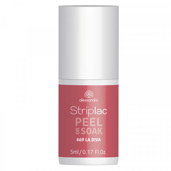 Striplac Peel or Soak - Showtime La Diva
