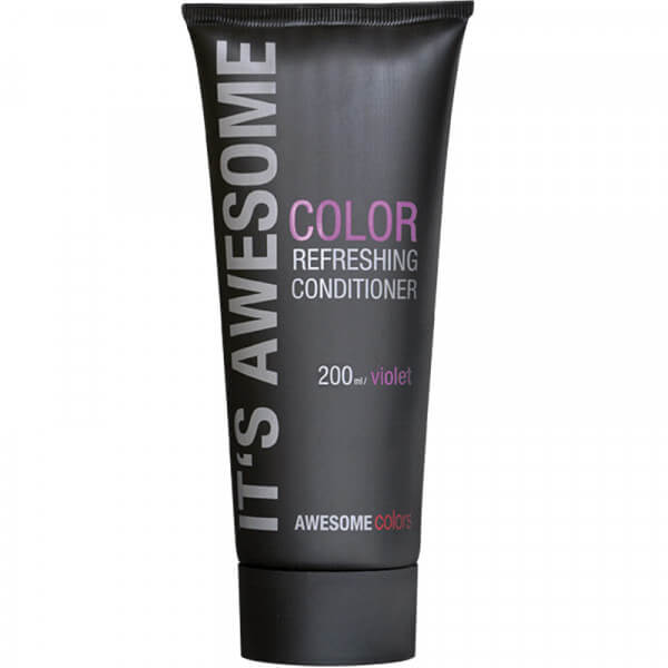 AWESOMEcolors Color Refreshing Conditioner Violet 200 ml