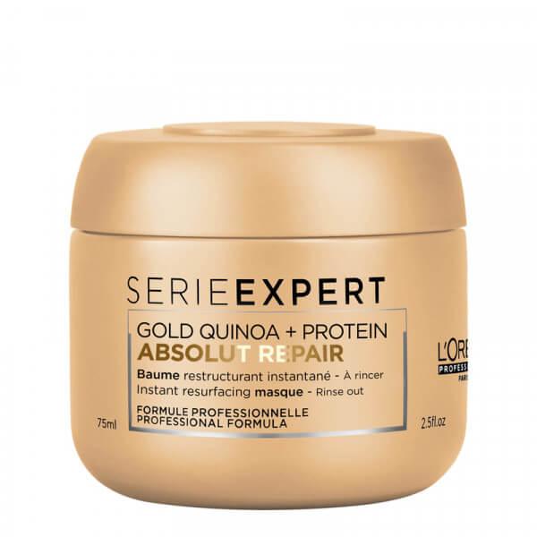 Maske Absolut Repair Gold Quinoa + Protein - 75ml