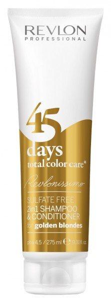 Revlonissimo 45 days Golden Blondes - 275ml