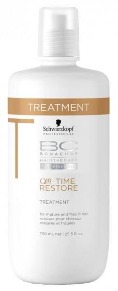 Schwarzkopf BC Q10 Time Restore Treatment 750 ml
