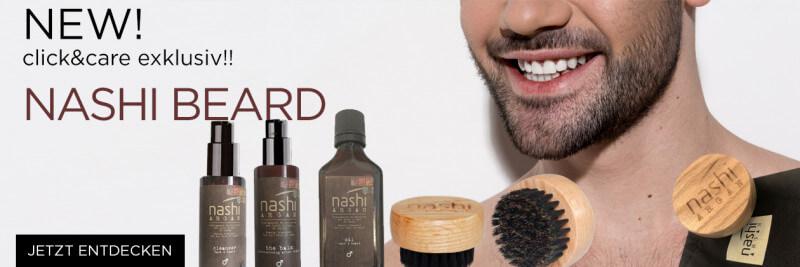 Nashi Argan Beard