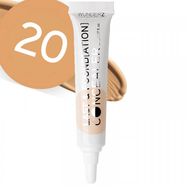 Last & Foundation Concealer 20 Medium