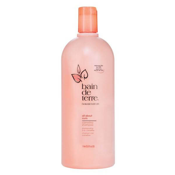 Bain de Terre All About Curls Conditioner, Camelina