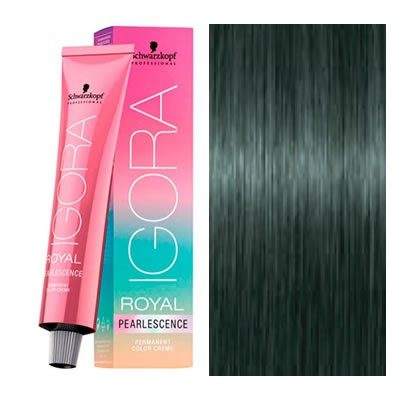 Schwarzkopf IGORA Royal Pearlescence P6-23 Donkerblond As Mat (60ml)