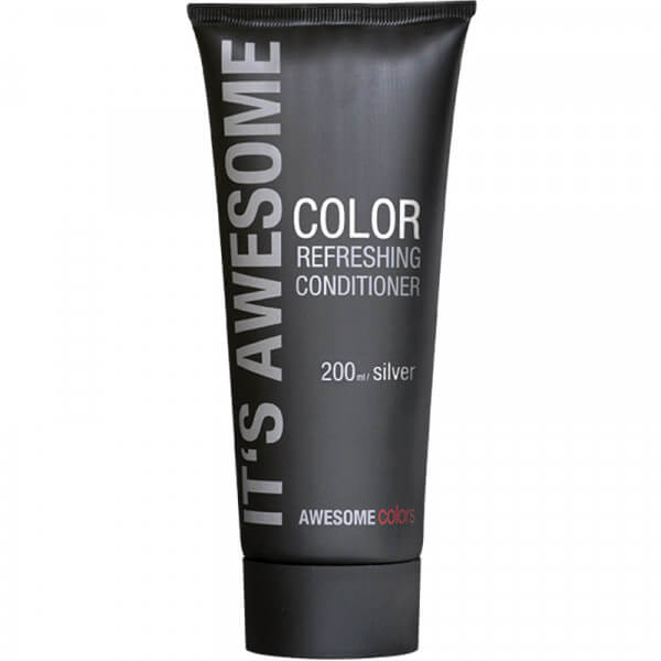AWESOMEcolors Color Refreshing Conditioner Silver 200 ml