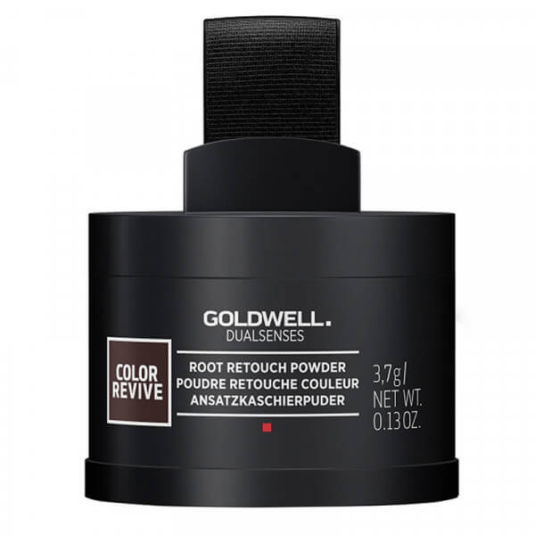 Color Revive - Root Retouch Powder - Dark Browm To Black