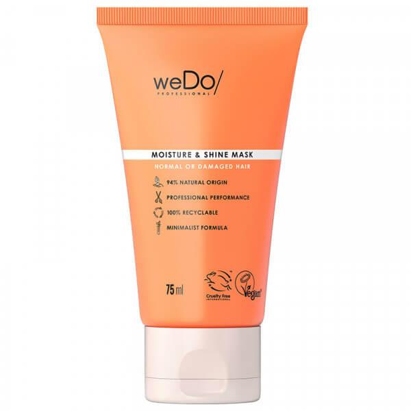 weDo/ Professional Moisture & Shine Mask  –  75ml