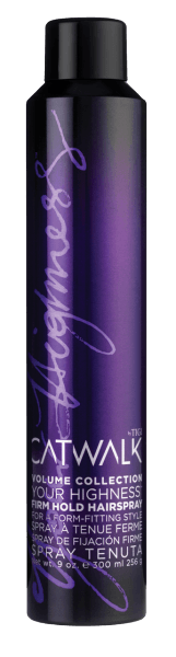 Your Highness Firm Hold Hairspray (300ml) Catwalk