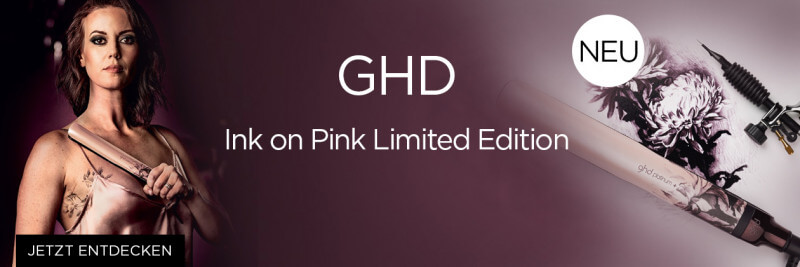 ghd Ink on Pink Limited Edition