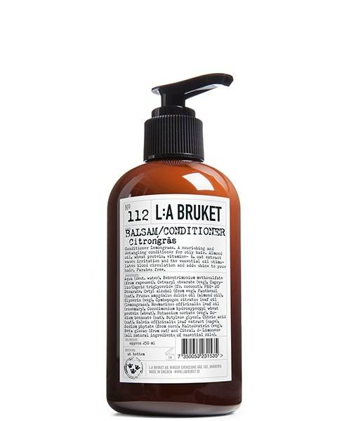 Lemongras Conditioner No.112 (250ml) L:A Bruket