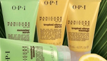OPI Manicure Pedicure