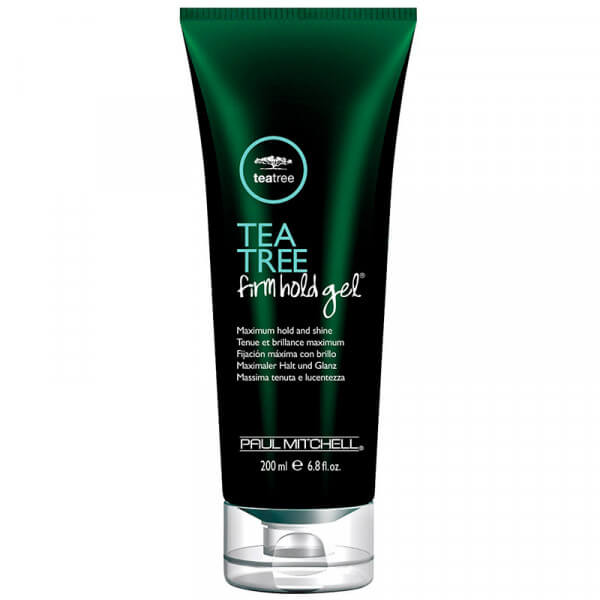 Tea Tree Firm Hold Gel - 200ml