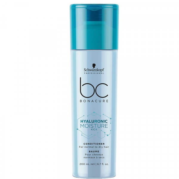 BC Hyaluronic Moisture Kick Micellar Cleansing Conditioner - 200ml Schwarzkopf