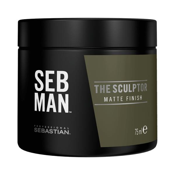 Seb Man The Sculptor Matte Clay - 75ml - Sebastian